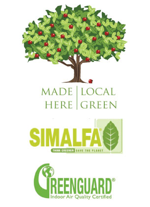 logos of green-conscious products we use