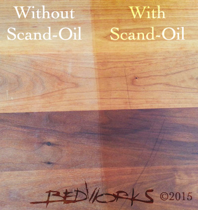 Scand Oil example