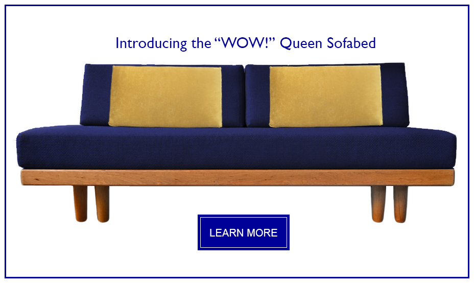 Wow! Queen Sofabed